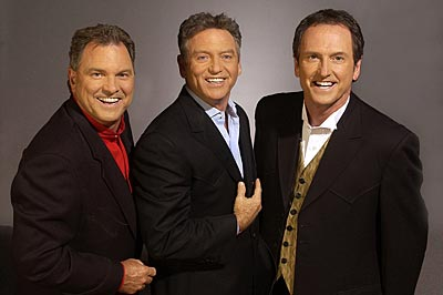Larry Gatlin And The Gatlin Brothers In Branson Missouri