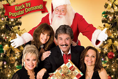 Tony Orlando And The Lennon Sisters Christmas Celebration