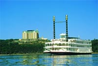 Showboat Branson Belle & Chateau on the Lake on Table Rock Lake